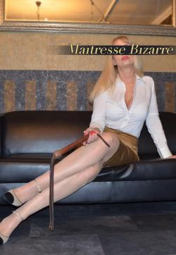 Maitresse Bizarre - Escort dominatrix Essen 1