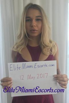 Karolina - Escort lady Miami FL 7