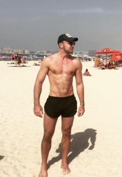 Joseph - Escort gay Moscow 1