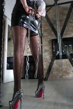 Mistress Monika - Escort dominatrix Moscow 4