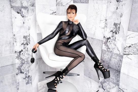 Mistress Nadja - Escort dominatrix Duisburg 12