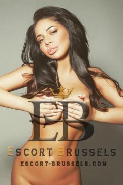 Aria - Escort lady Brussels 2