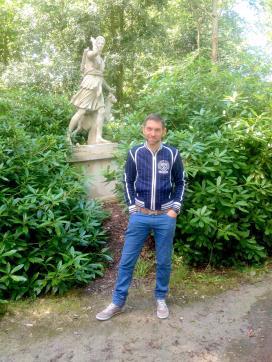 Hallioua - Escort gay Paris 3