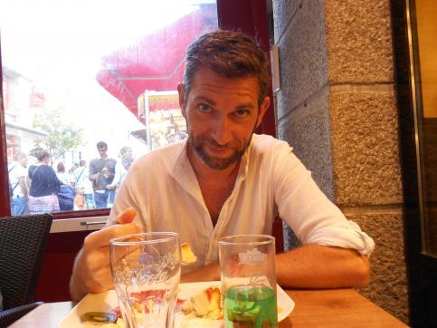 Hallioua - Escort gay Paris 4