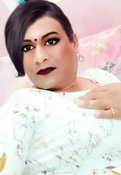 RIYA TEENA - Escort trans Delhi 1