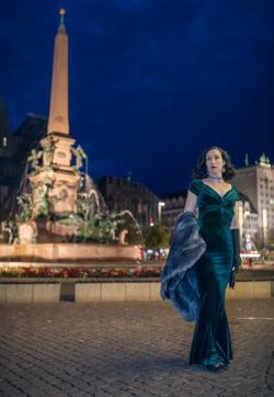 Elise Wagner - Escort lady London 1