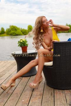 Monica - Escort lady Fort Lauderdale 2
