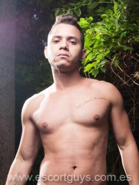 Horny latin - Escort gay Barcelona 2