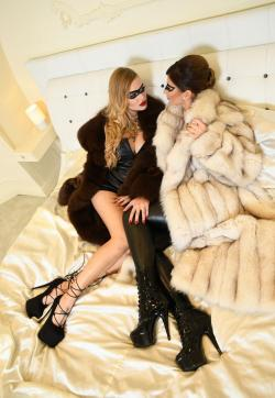 Goddess Skotia and Mistress Jeanette - Escort dominatrixes Geneva 1