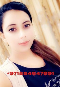 Indian Escort Muskan in Dubai - Escort bizarre lady Dubai 1