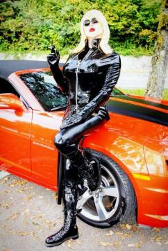 Mistress Alegra - Escort dominatrix Zurich 3