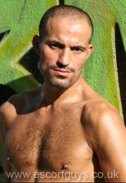 Kashgar Akim - Escort gays Paris 1