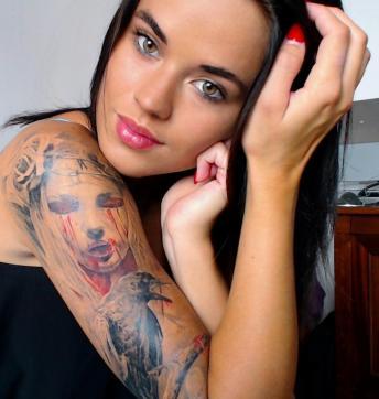 Rebecca - Escort lady Montpellier 2