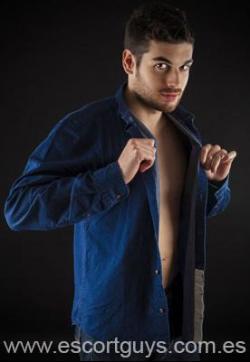Diego Vega - Escort gays Madrid 1