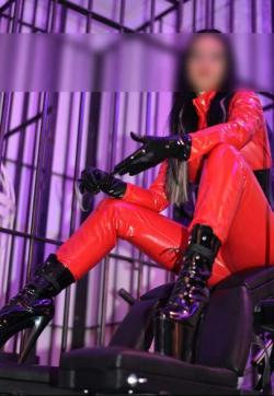 Mistress Ladiva - Escort dominatrixes Zurich 1