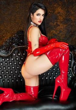 Mistress Amandara - Escort dominatrix Berlin 1