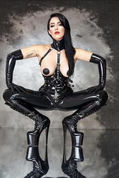 Mistress Amandara - Escort dominatrix Aarhus 12