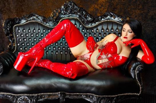 Mistress Amandara - Escort dominatrix Aarhus 15