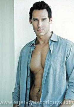 Gavin Black - Escort mens Los Angeles 1