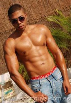 Tony Cubano - Escort gays Sevilla 1