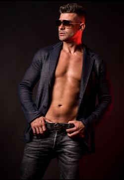 Richard - Escort mens Amsterdam 1