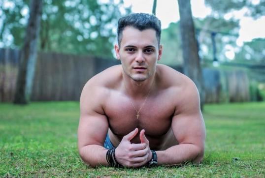 Jason - Escort gay Amsterdam 2