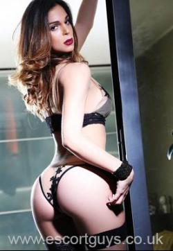Tayra Oliveira - Escort trans London 1