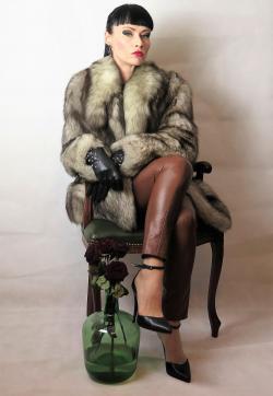 Lady Cheyenne de Muriel - Escort dominatrixes Copenhagen 1