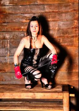 MadameKALI - Escort bizarre lady Berlin 9