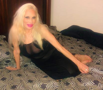 Monica Fantasy - Escort bizarre lady Washington DC 3