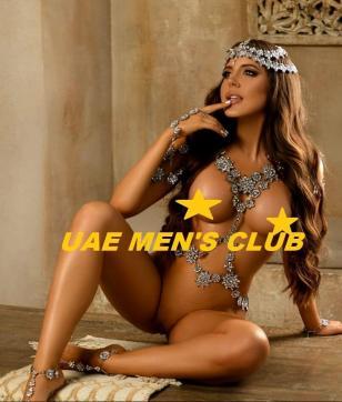 Alina - Escort lady Dubai 4