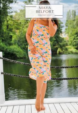 Maya Belfort - Escort lady Frankfurt 1