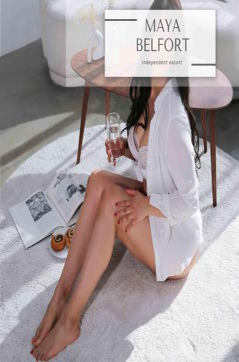 Maya Belfort - Escort lady Frankfurt 2