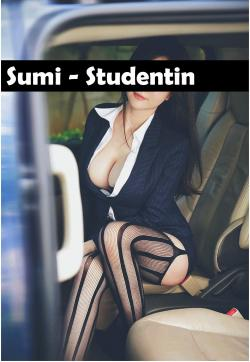Studentin - Sumi - Escort lady Hamburg 1