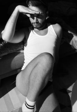 Rocco - Escort gay Colmar 1