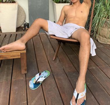 Santiago Guzman - Escort gay Kaiserslautern 6