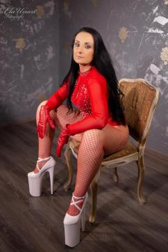 Mistress Luciana - Escort dominatrix Luxembourg City 4