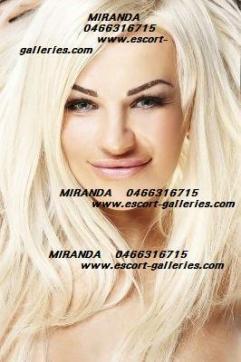 Miranda - Escort lady Ghent 8