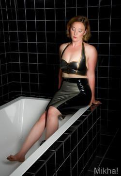 Mademoiselle Ruby - Escort bizarre lady Berlin 1