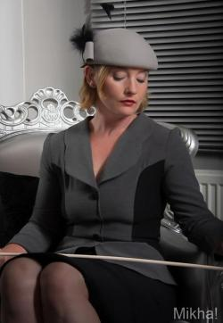 Mademoiselle Ruby - Escort bizarre ladies Berlin 2