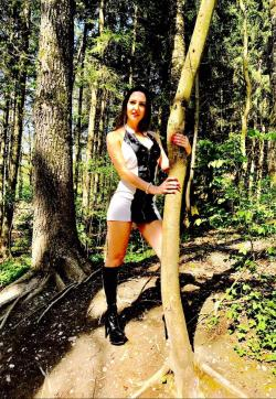 Lady Rahnya - Escort dominatrixes Munich 1