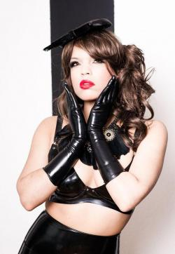 Miss Gini Ginelli - Escort dominatrixes Cologne 1