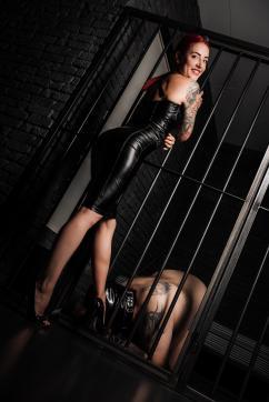 Lady Ariel - Escort dominatrix Lugano 5