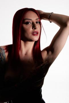 Lady Ariel - Escort dominatrix Lugano 7
