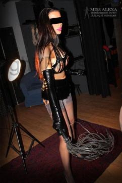 Miss Alexa LaVey - Escort dominatrix Vienna 12