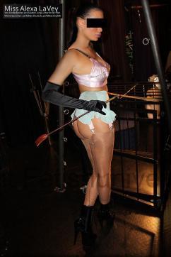 Miss Alexa LaVey - Escort dominatrix Vienna 2