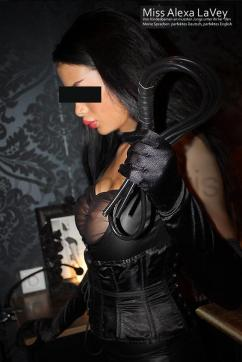 Miss Alexa LaVey - Escort dominatrix Vienna 6