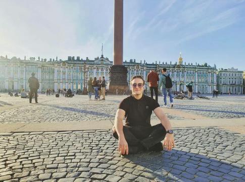 Aladdin - Escort mens Saint Petersburg 4