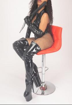 Mistress Monique - Escort dominatrix Lucerne 1