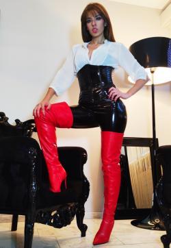 Lady Black Lily - Escort bizarre ladies Lucerne 1